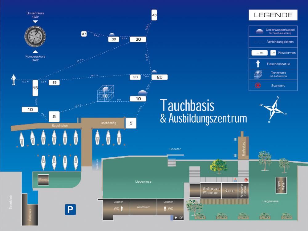 Tauchbasis Hotel Föttinger