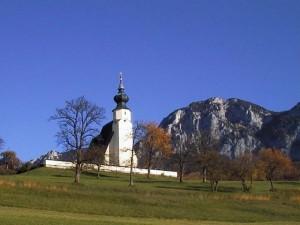 Bergkirche in Steinbach