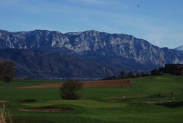 Golf Attersee 9