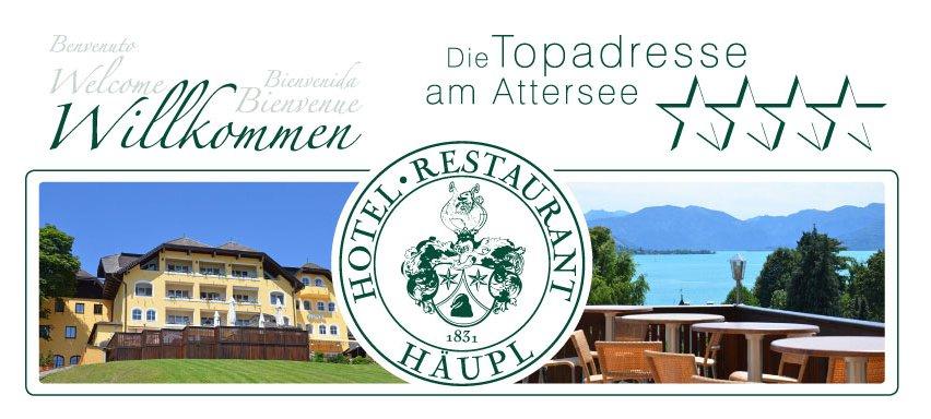 Silvester am Attersee - Seeblickhotel Häupl